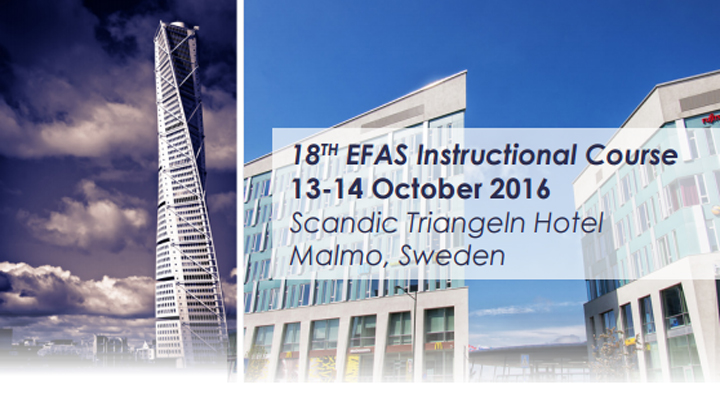 18th EFAS Instructional Course