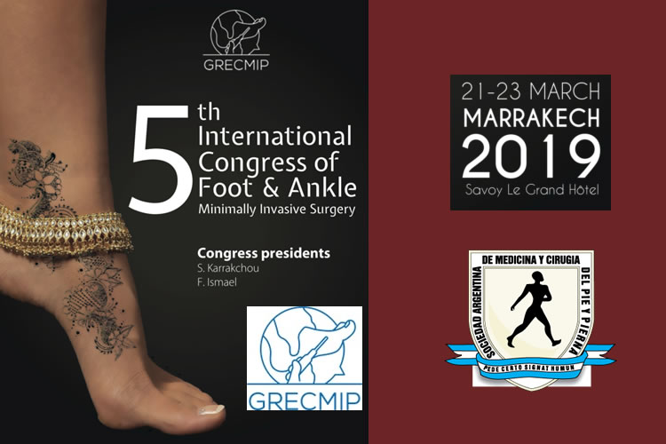 5th International Congress of Foot & Ankle - Marrakech